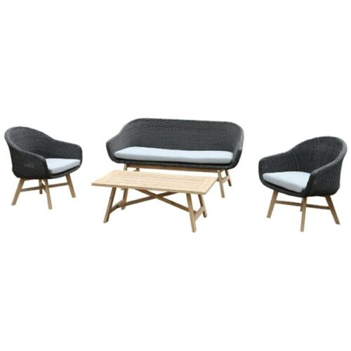 Falls Single and Double Lounge + Falls CoffeeTable